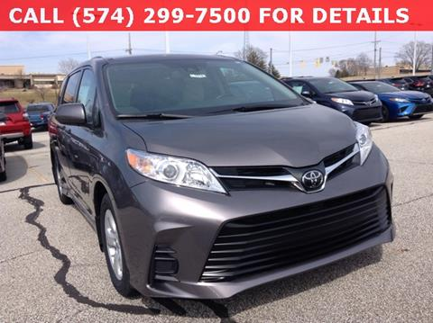 2019 Toyota Sienna for sale in South Bend, IN