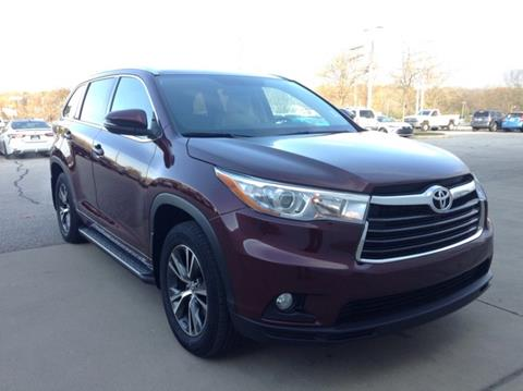 2016 Toyota Highlander for sale in South Bend, IN