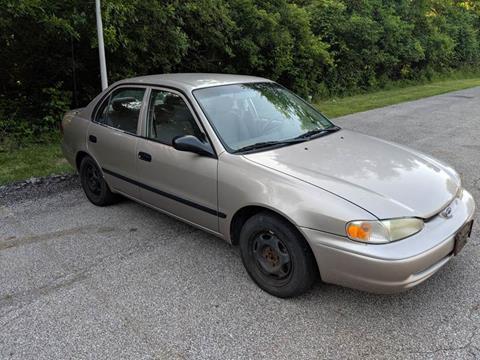 2000 Chevrolet Prizm for sale in North Ridgeville, OH