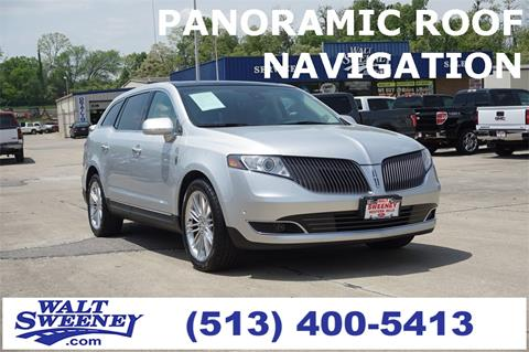 2015 Lincoln MKT for sale in Cincinnati, OH