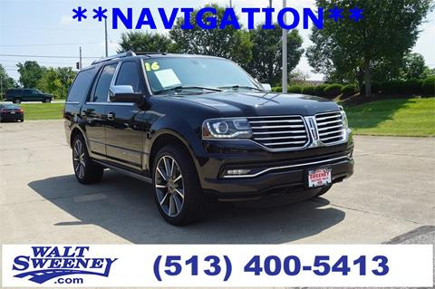 2016 Lincoln Navigator for sale in Cincinnati, OH
