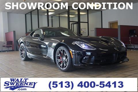 2013 Dodge SRT Viper for sale in Cincinnati, OH