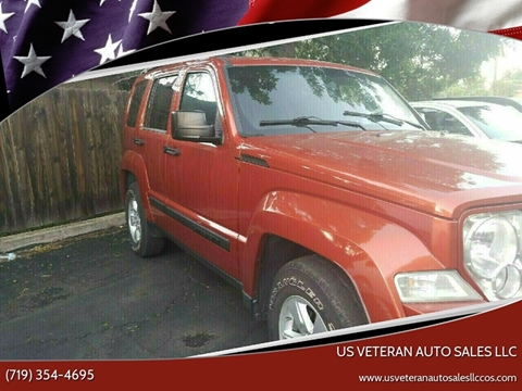 2009 Jeep Liberty for sale in Colorado Springs, CO