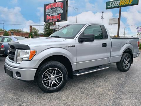 2014 Ford F-150 for sale in Lexington, KY