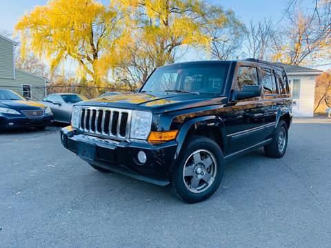 2008 Jeep Commander for sale in Troy, NY
