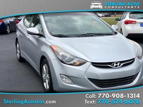 2012 Hyundai Elantra for sale in Tucker, GA