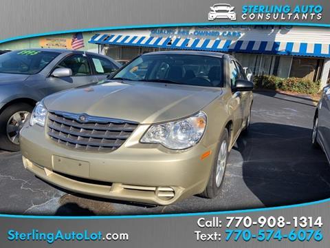 2010 Chrysler Sebring for sale in Tucker, GA