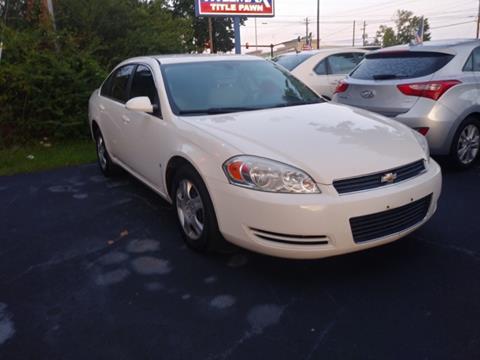 2008 Chevrolet Impala for sale in Tucker, GA