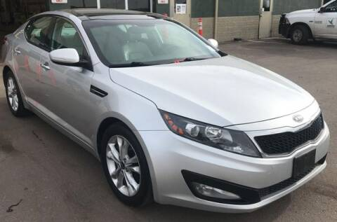 2011 Kia Optima EX for sale at R Lamar Cars LLC in Colorado Springs CO