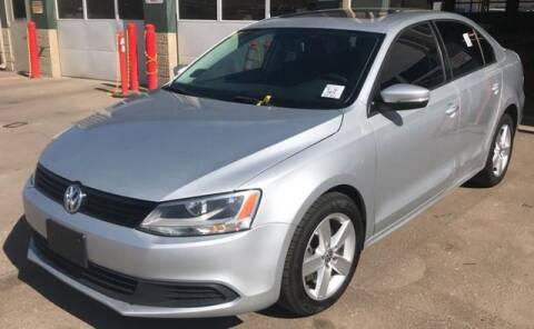 2012 Volkswagen Jetta for sale at R Lamar Cars LLC in Colorado Springs CO