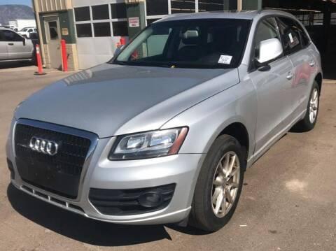 2010 Audi Q5 3.2 quattro Premium for sale at R Lamar Cars LLC in Colorado Springs CO