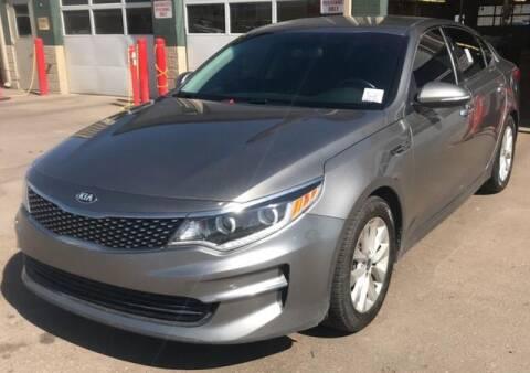 2016 Kia Optima EX for sale at R Lamar Cars LLC in Colorado Springs CO