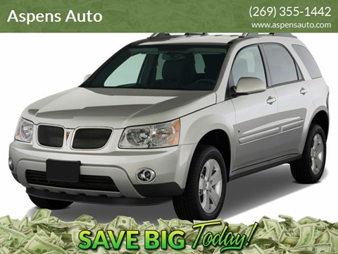 2008 Pontiac Torrent for sale in Allegan, MI