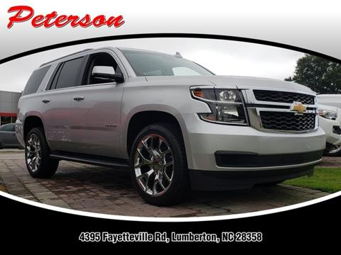 2019 Chevrolet Tahoe for sale in Lumberton, NC