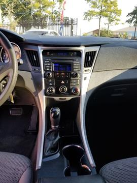 2014 Hyundai Sonata for sale in Houston, TX