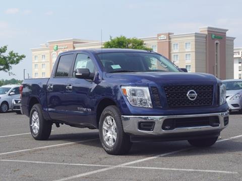 2019 Nissan Titan for sale in Rock Hill, SC