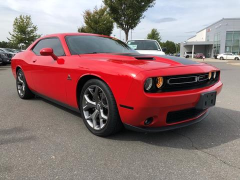 2015 Dodge Challenger for sale in Rock Hill, SC