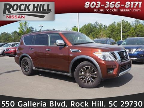 2017 Nissan Armada for sale in Rock Hill, SC