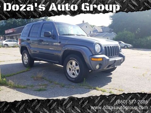 2002 Jeep Liberty for sale in Niantic, CT
