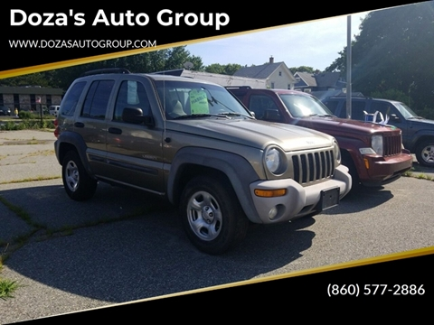 2004 Jeep Liberty for sale in Niantic, CT