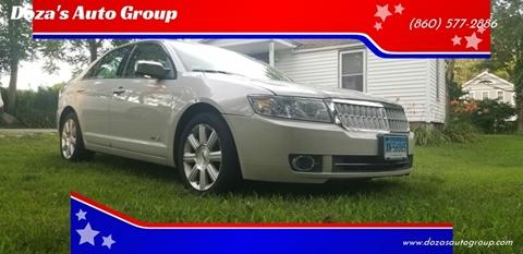 Oakboro Auto Group >> 2008 Lincoln Mkz For Sale In Niantic Ct