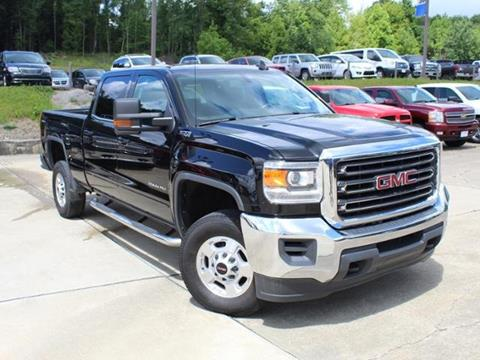 2017 GMC Sierra 2500HD for sale in Waterford, PA
