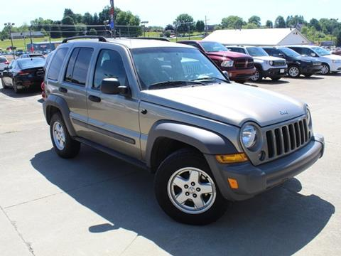 2007 Jeep Liberty for sale in Waterford, PA