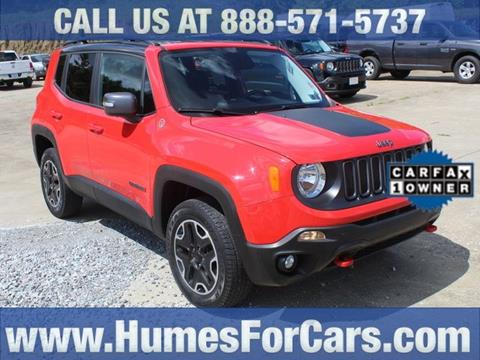 2016 Jeep Renegade for sale in Waterford, PA