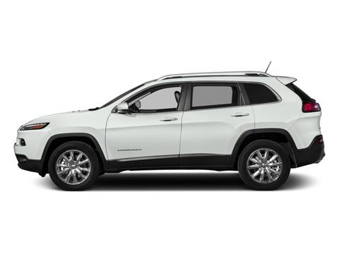 2017 Jeep Cherokee for sale in Waterford, PA