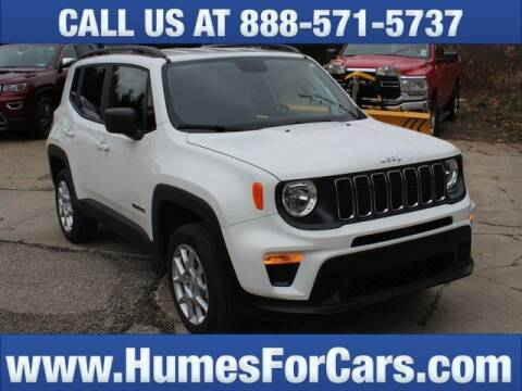 2019 Jeep Renegade for sale in Waterford, PA