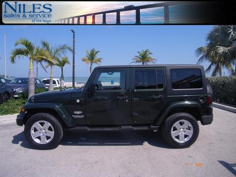 2011 Jeep Wrangler Unlimited for sale in Key West, FL