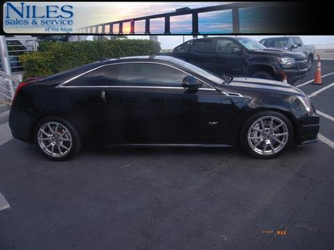 2011 Cadillac CTS-V for sale in Key West, FL