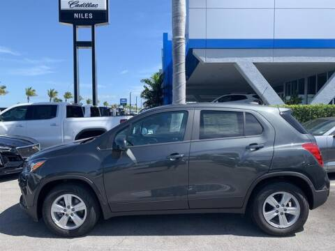 2020 Chevrolet Trax for sale at Niles Sales and Service in Key West FL