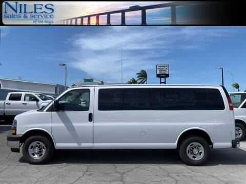 2019 Chevrolet Express Passenger for sale at Niles Sales and Service in Key West FL