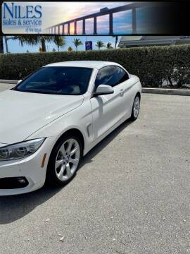 2015 BMW 4 Series for sale at Niles Sales and Service in Key West FL