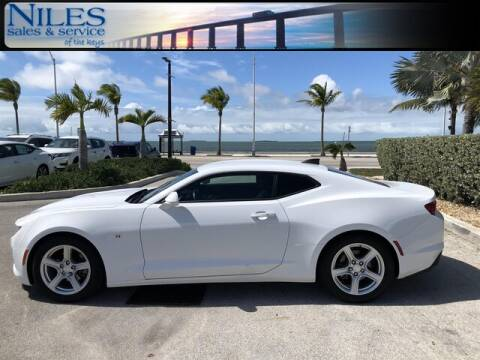 2019 Chevrolet Camaro for sale at Niles Sales and Service in Key West FL