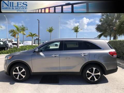 2018 Kia Sorento for sale at Niles Sales and Service in Key West FL