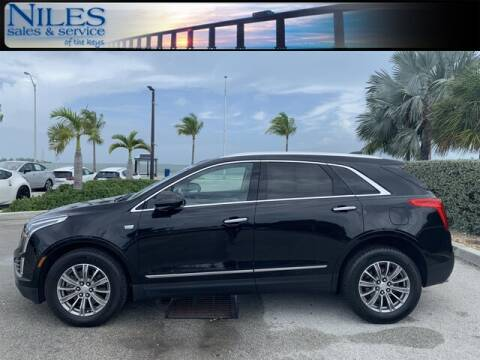 2017 Cadillac XT5 for sale at Niles Sales and Service in Key West FL