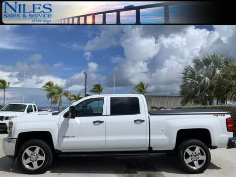 2019 Chevrolet Silverado 2500HD for sale at Niles Sales and Service in Key West FL