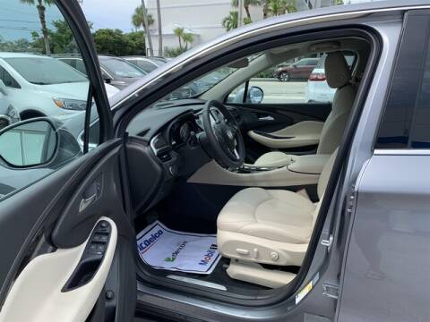 2020 Buick Envision for sale at Niles Sales and Service in Key West FL