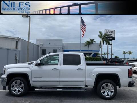 2018 GMC Sierra 1500 for sale at Niles Sales and Service in Key West FL