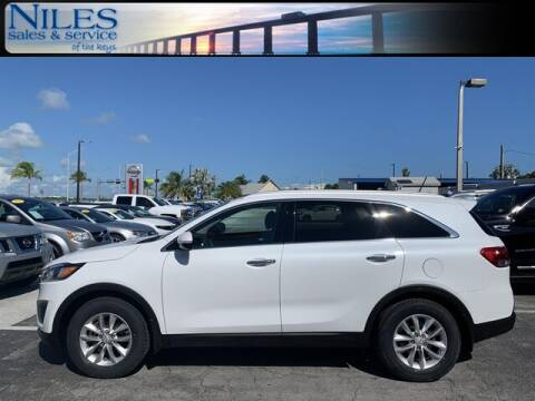 2017 Kia Sorento for sale at Niles Sales and Service in Key West FL