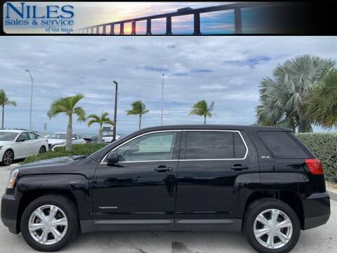 2017 GMC Terrain for sale at Niles Sales and Service in Key West FL