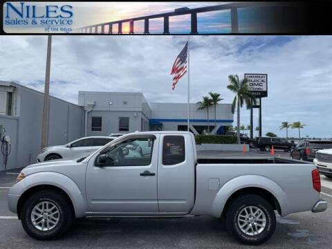 2016 Nissan Frontier for sale at Niles Sales and Service in Key West FL
