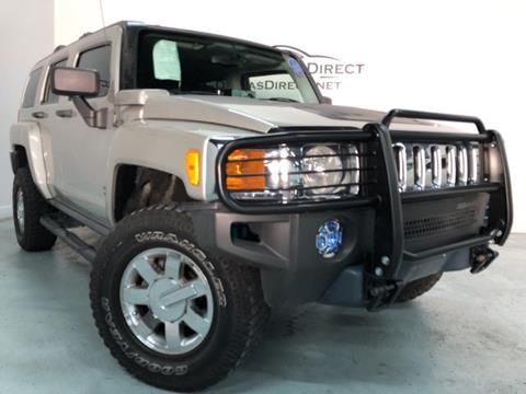 2007 HUMMER H3 for sale in Carrollton, TX