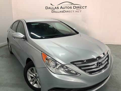 2014 Hyundai Sonata for sale in Carrollton, TX