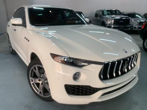 2017 Maserati Levante for sale in Carrollton, TX