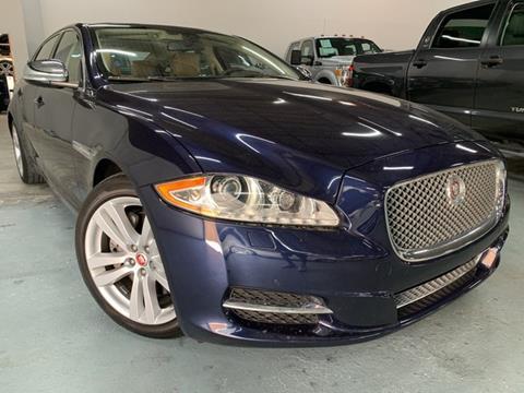 2015 Jaguar XJL for sale in Carrollton, TX