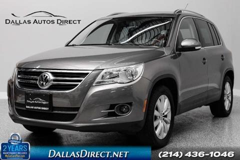 2011 Volkswagen Tiguan for sale in Carrollton, TX