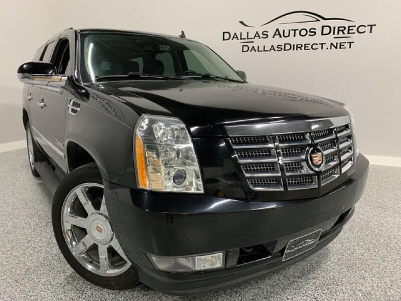 2013 Cadillac Escalade Luxury (image 2)